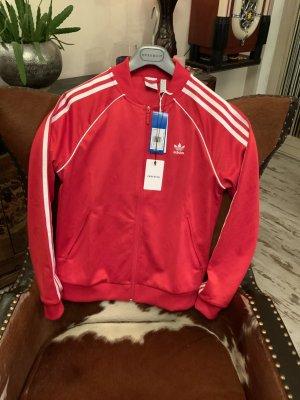 Adidas klassische Sportjacke Gr. M