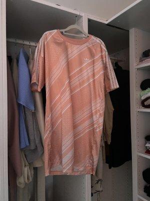 Adidas Robe à bretelles or rose