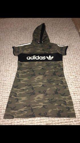 Adidas Robe à capuche multicolore