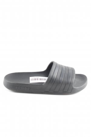 Adidas Comfort Sandals black casual look