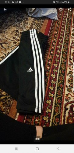 Adidas Sportshort zwart