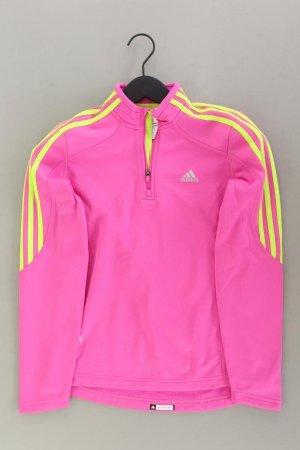 Adidas Langarmpullover Größe 34 pink