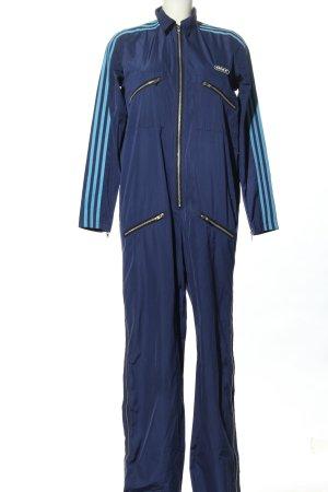 "Adidas Langer Jumpsuit ""Lotta Vovolka"" blu"