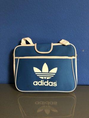 Adidas Originals Sac bandoulière bleu fluo
