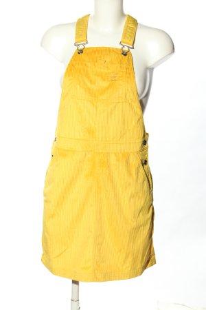 Adidas Salopette-jupe jaune primevère style décontracté