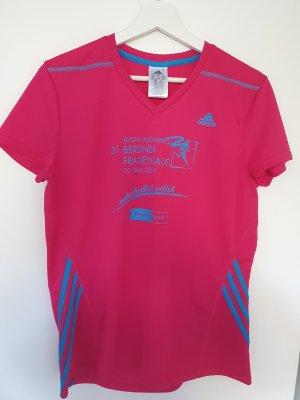 Adidas Sports Shirt raspberry-red
