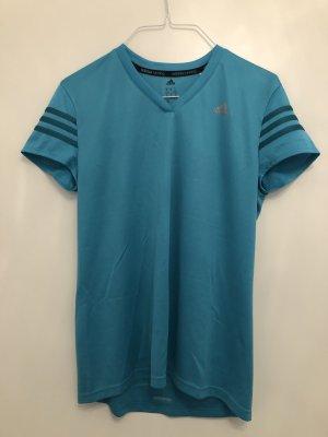Adidas Koszulka sportowa turkusowy
