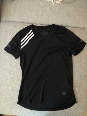 Adidas Maglietta sport nero-bianco
