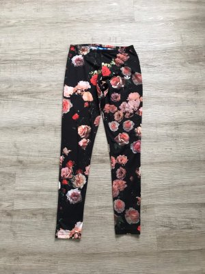 Adidas Originals Legging noir-rose