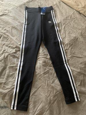 Adidas Leggings black-white