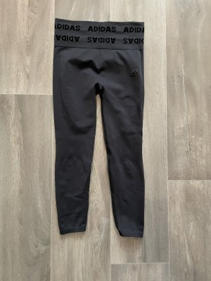 Adidas Legging gris-noir