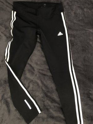Adidas Leggings azul oscuro-negro