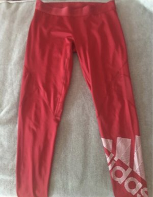 Adidas Legging rouge