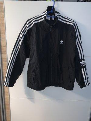 Adidas Originals Chaqueta para exteriores negro-blanco