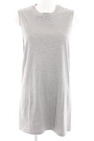 Adidas Longshirt hellgrau Casual-Look