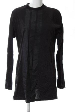 Adidas Longshirt schwarz Casual-Look