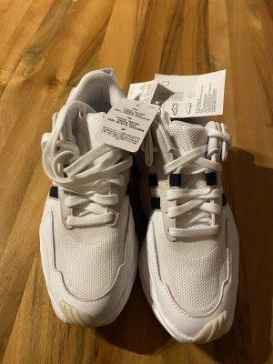 Adidas Sneaker stringata bianco-nero