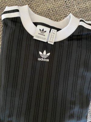 Adidas Netshirt zwart-wit