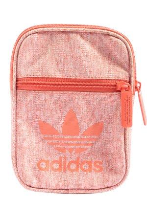Adidas Torebka mini różowy-jasny pomarańczowy Nadruk z motywem W stylu casual