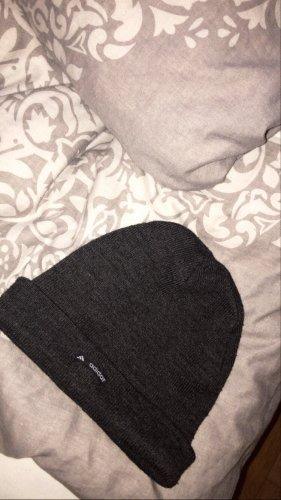 Adidas Sombrero de tela gris oscuro