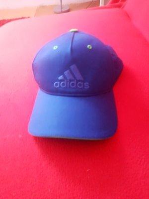 Adidas Visor Cap blue