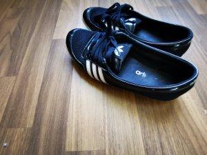 Adidas NEO Ballerina pieghevole bianco-nero