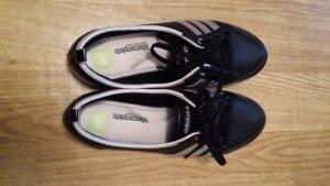 Adidas neo Ballerinas/Sneaker schwarz