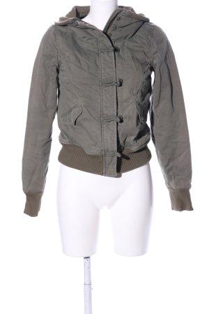 Adidas NEO Bomber Jacket khaki casual look
