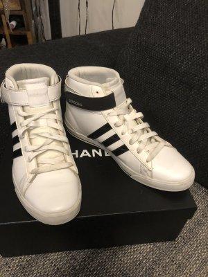 Adidas Neo High Top sneaker 8 1/2 Leder