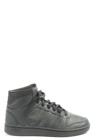 Adidas NEO High Top Sneaker schwarz Casual-Look