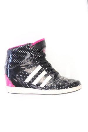 Adidas NEO Wysokie trampki czarny
