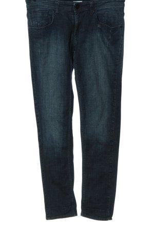 Adidas NEO Jeansy biodrówki niebieski W stylu casual