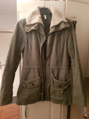 Adidas NEO Between-Seasons Jacket khaki