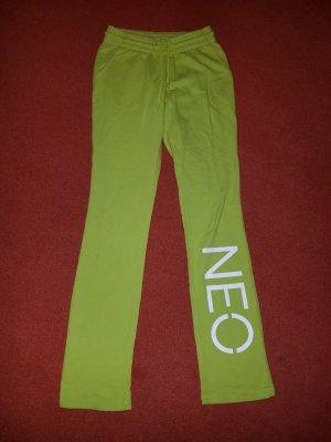 Adidas NEO Trackies lime-green