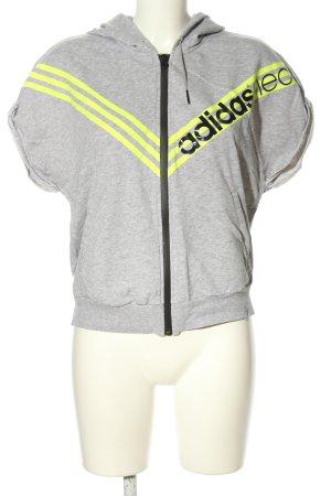 Adidas NEO Bluza z kapturem Melanżowy W stylu casual