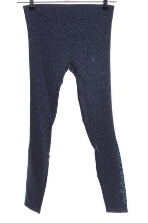 Adidas NEO Legging gris clair moucheté style athlétique
