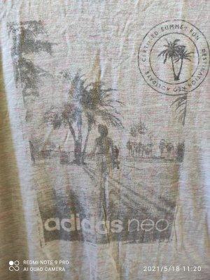Adidas NEO Haut long gris clair