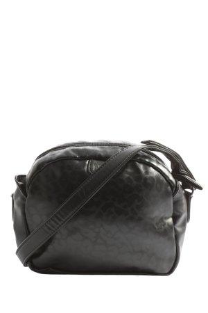 Adidas NEO Minitasje zwart dierenprint casual uitstraling