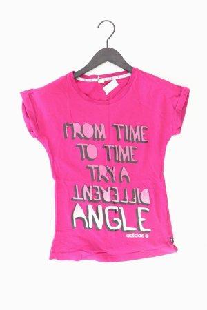 Adidas NEO Shirt met print lichtroze-roze-roze-neonroos