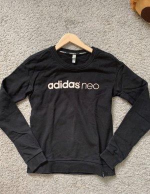 Adidas NEO Sweat Shirt white-black
