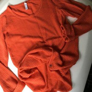 Adidas NEO Pull en crochet orange