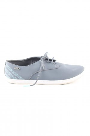 Adidas NEO Lace Shoes light grey-white casual look