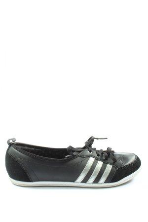 Adidas NEO Schnürsneaker schwarz Casual-Look