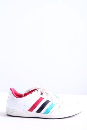 Adidas NEO Sznurowane trampki Wielokolorowy W stylu casual