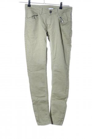 Adidas NEO Skinny jeans khaki casual uitstraling
