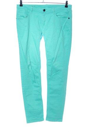 Adidas NEO Skinny Jeans türkis Casual-Look