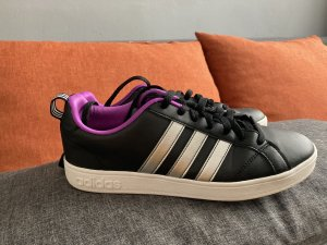 Adidas NEO Sneaker Damen schwarz
