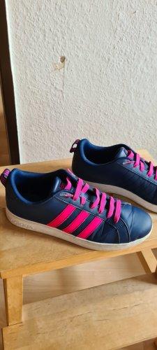 Adidas NEO Sznurowane trampki niebieski