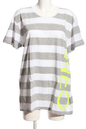 Adidas NEO Sportshirt Allover-Druck Casual-Look