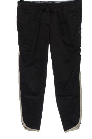 Adidas NEO Pantalon en jersey noir style décontracté